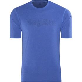 Haglöfs Ridge Tee Herre cobalt blue